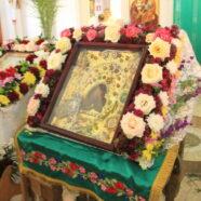 Пребывание чудотворного Касперовского образа Пресвятой Богородицы в нашем храме