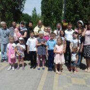 Окончание учебного года в нашей детской воскресной школе